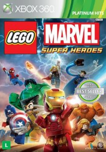 X360 Lego Marvel Super Heroes