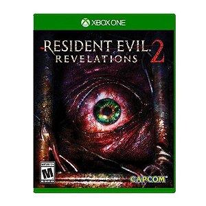 XONE Resident Evil - revelations 2