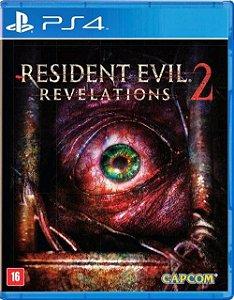 Resident Evil: Revelations 2 - PS4