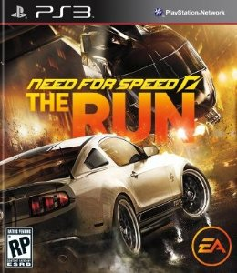 PS3 Need For Speed - The Run