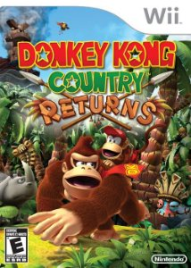 Donkey Kong County: Returns - Wii (usado)