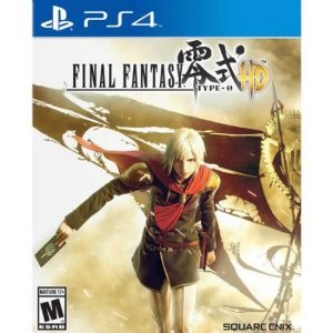 Final Fantasy Type-0 HD - PS4 (usado)