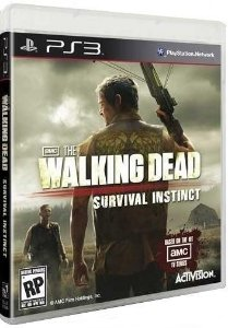 The Walking Dead: Survival Instinct - PS3 (usado)