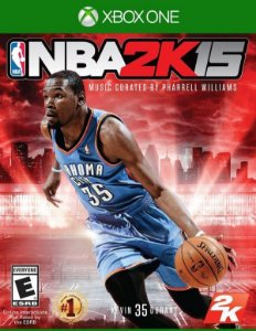 NBA 2K15 - Xbox One (usado)