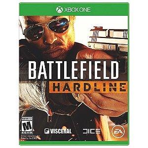 XONE Battlefield - Hardline (usado)
