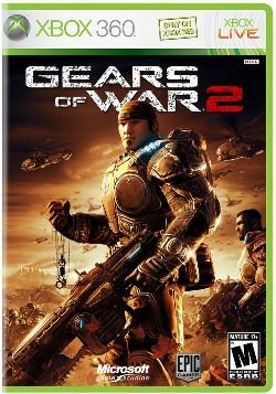 Gears of War 2 - Xbox 360 (usado)