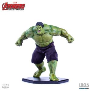 Hulk Avengers Age of Ultron - Art Scale 1/10 Iron Studios