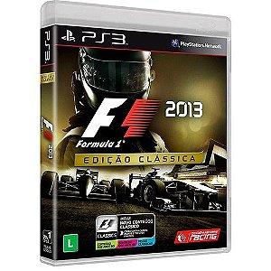 Formula 1 2013 - PS3 (usado)