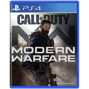 Call of Duty: Modern Warfare Inglês - PS4 (usado)