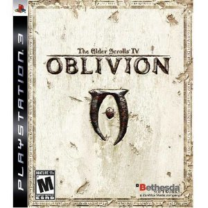 The Elder Scrolls IV: Oblivion - PS3 (usado)
