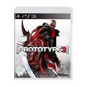 Prototype 2 - PS3 (usado)