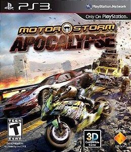 MotorStorm: Apocalypse - PS3 (usado)