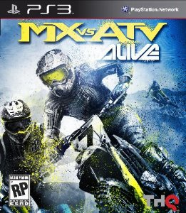 MX Vs ATV: Alive - PS3 (usado)