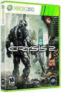 Crysis 2 - Xbox 360 (usado)