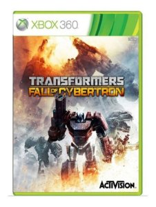 Transformers: Fall of Cybertron - Xbox 360 (usado)