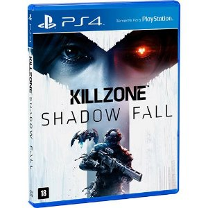 Killzone: Shadow Fall BR - PS4 (usado)