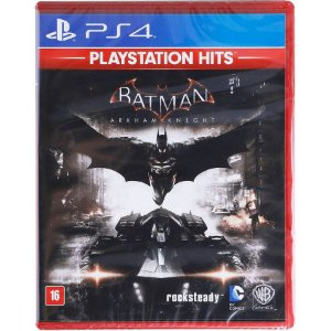 Batman: Arkham Knight Hits - PS4 (usado)