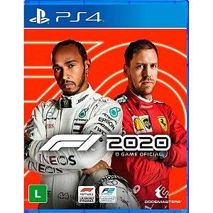 Formula 1 2020 - PS4 (usado)
