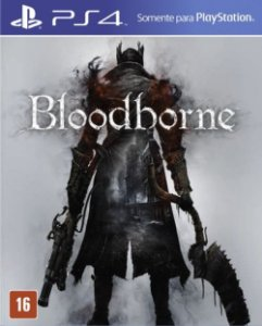 Bloodborne - PS4 (usado)