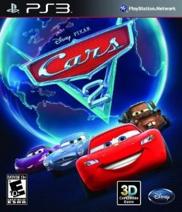 PS3 Cars 2 (usado)