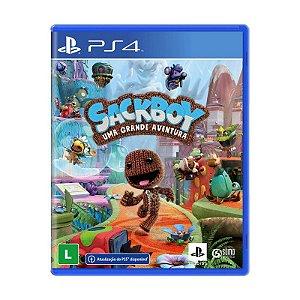 Sackboy: Uma Grande Aventura - PS4