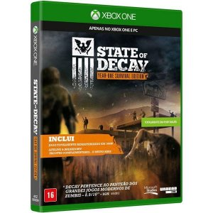 XONE State of Decay - Year-One Survival Edition