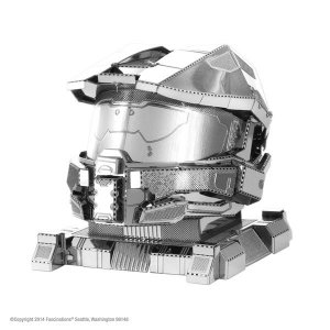 Master Chief Helmet: Halo - Metal Earth