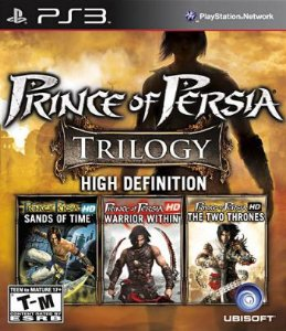 Prince of Persia: Trilogy - PS3 (usado)