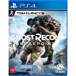 Ghost Recon: Breakpoint - PS4 (usado)