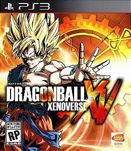 Dragon Ball: Xenoverse - PS3 (usado)