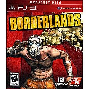 Borderlands - PS3 (usado)