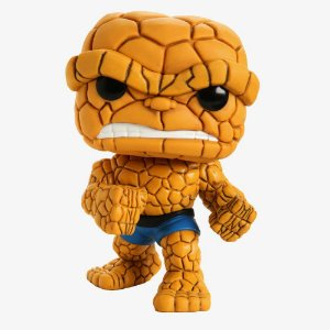 The Thing: Fantastic Four - Funko POP 560