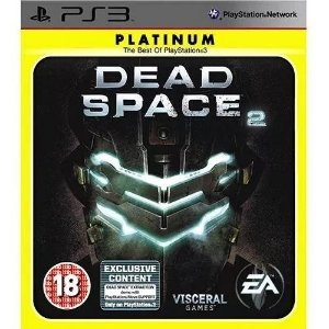 Dead Space 2 Platinum - PS3 (usado)