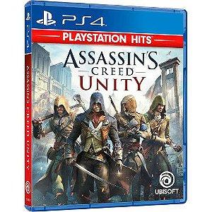 Assassin´s Creed: Unity Hits - PS4 (usado)
