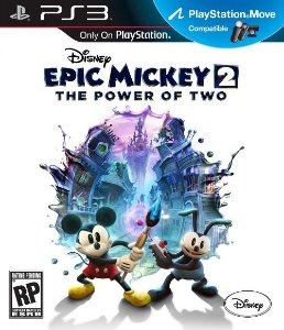 Epic Mickey 2: Power of Two - PS3 (usado)