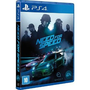 Need For Speed - PS4 (usado)