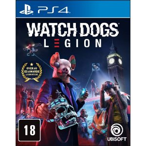 Watch Dogs: Legion - PS4 (usado)