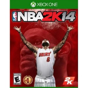 NBA 2K14 - Xbox One (usado)