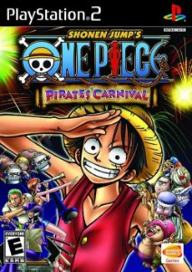 PS2 One Piece - Pirate´s Carnival