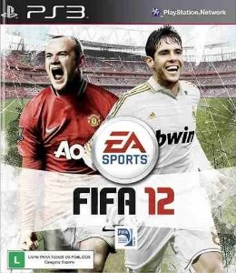 Fifa Soccer 12 - PS3 (usado)