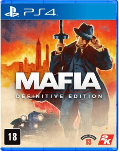 Mafia: Definitive Edition - PS4