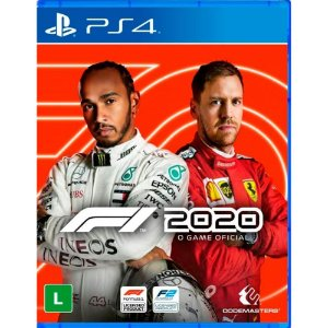 Formula 1 2020 - PS4