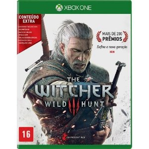 XONE The Witcher 3 - Wild Hunt
