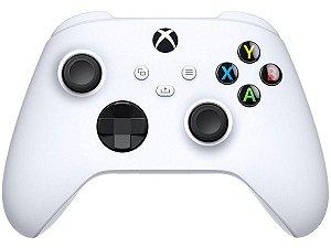Controle Robot White Xbox Series X-S Sem Fio
