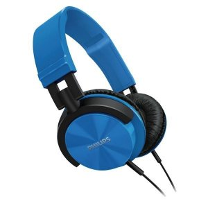 Fone Philips DJ SHL3000BL Azul