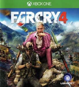 Far Cry 4: Versão USA - Xbox One (usado)