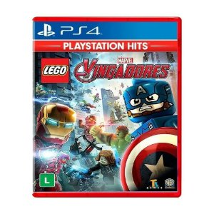 Lego Marvel Vingadores Hits - PS4