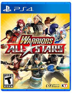 Warriors: All Stars - PS4 (usado)