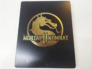 Mortal Kombat 11: Steelbook - Xbox One (usado)