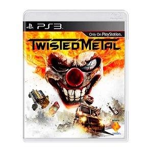 Twisted Metal - PS3 (usado)